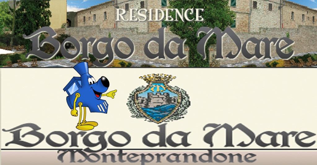 Casa Vacanze Borgo Da Mare
