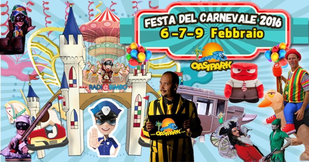 Carnevale 2016 A OasiPark