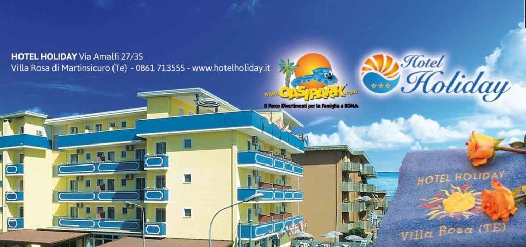 Alba Adriatica Holiday Hotel