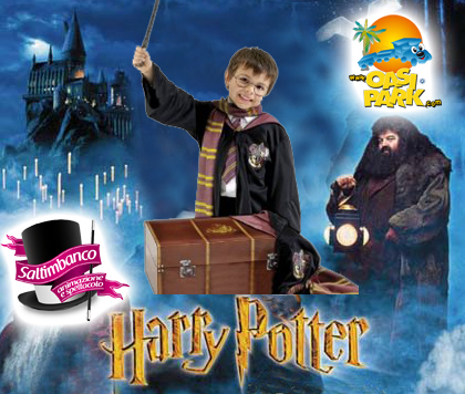 Magia Per Bambini Roma Il Laboratorio Di Harry Potter