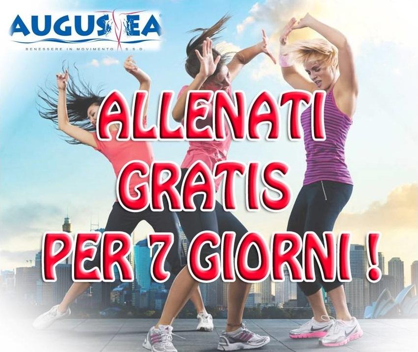 Allenati Gratis Con Augustea Sporting Club Amici Di Oasi Park