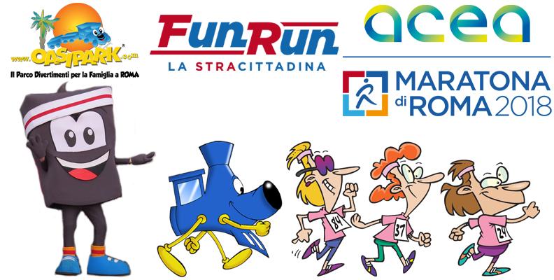 Maratona Di Roma E OasiPark