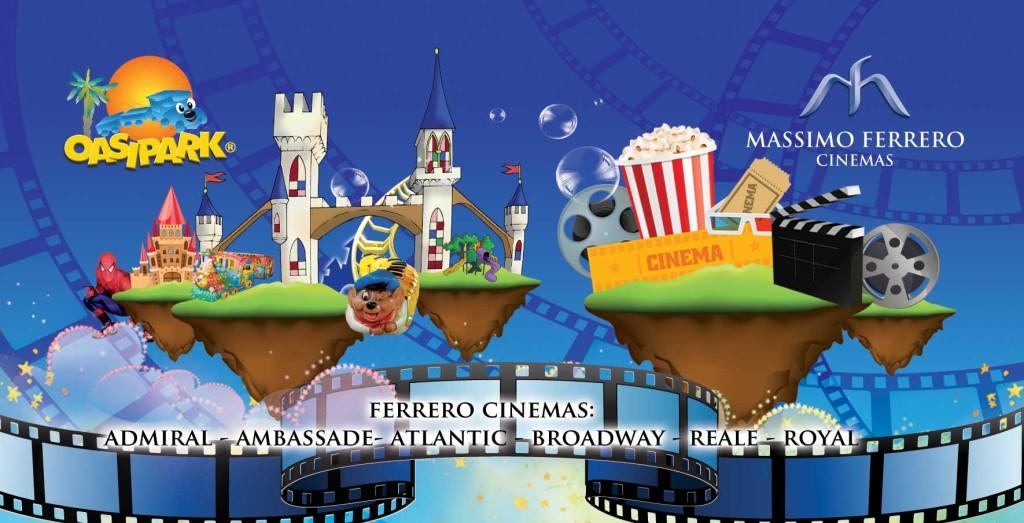 Cinema Di Roma Ferrero E OasiPark