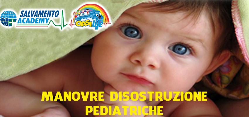 Disostruzione E Primo Soccorso Pediatrico