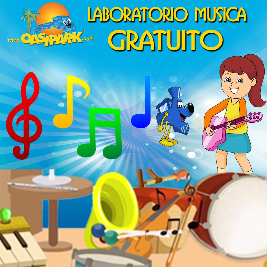 CANZONI PER BAMBINI LABORATORIO DI MUSICA
