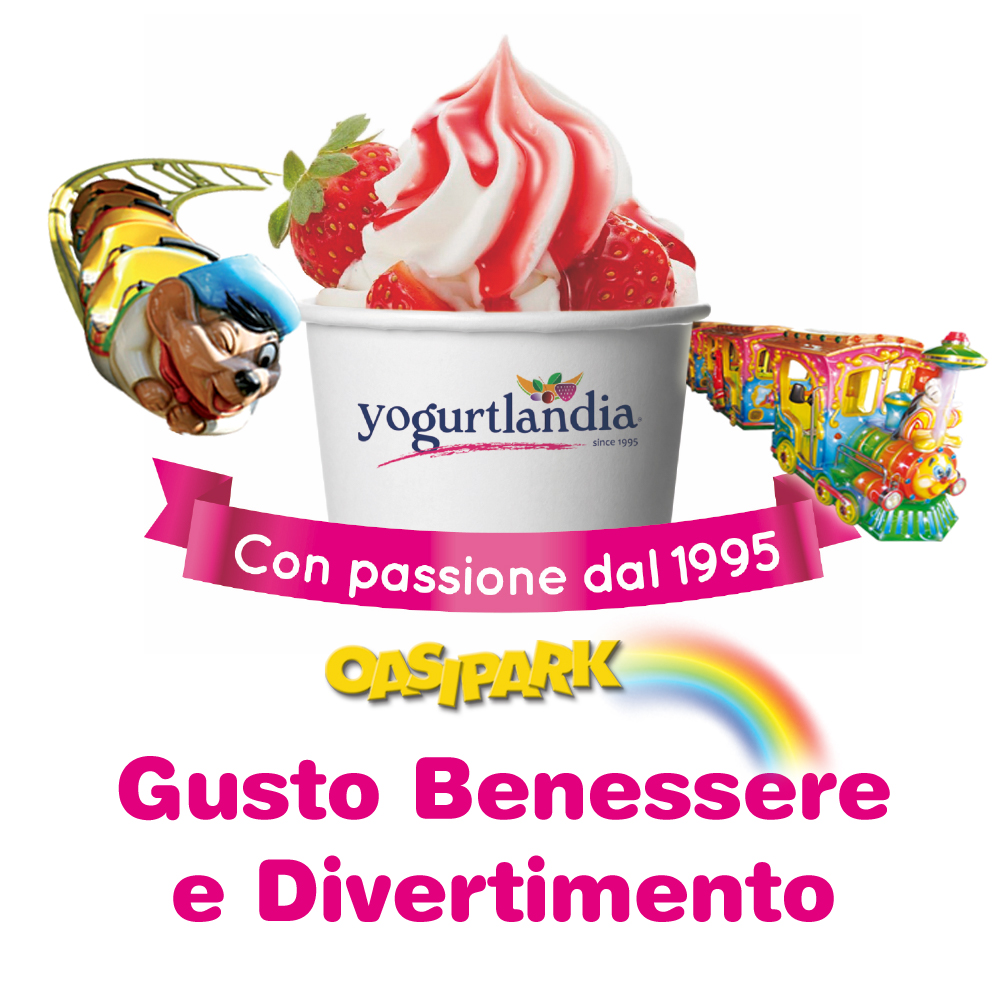 Yogurtlandia Oasipark