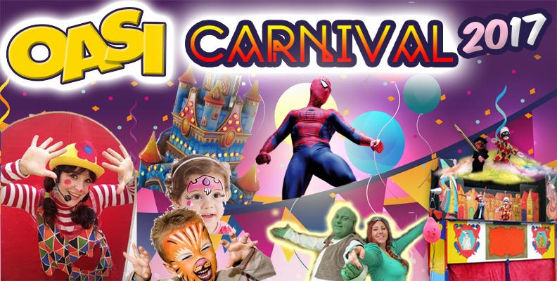 Carnevale 2017 Oasipark 3 Giorni Di Festa
