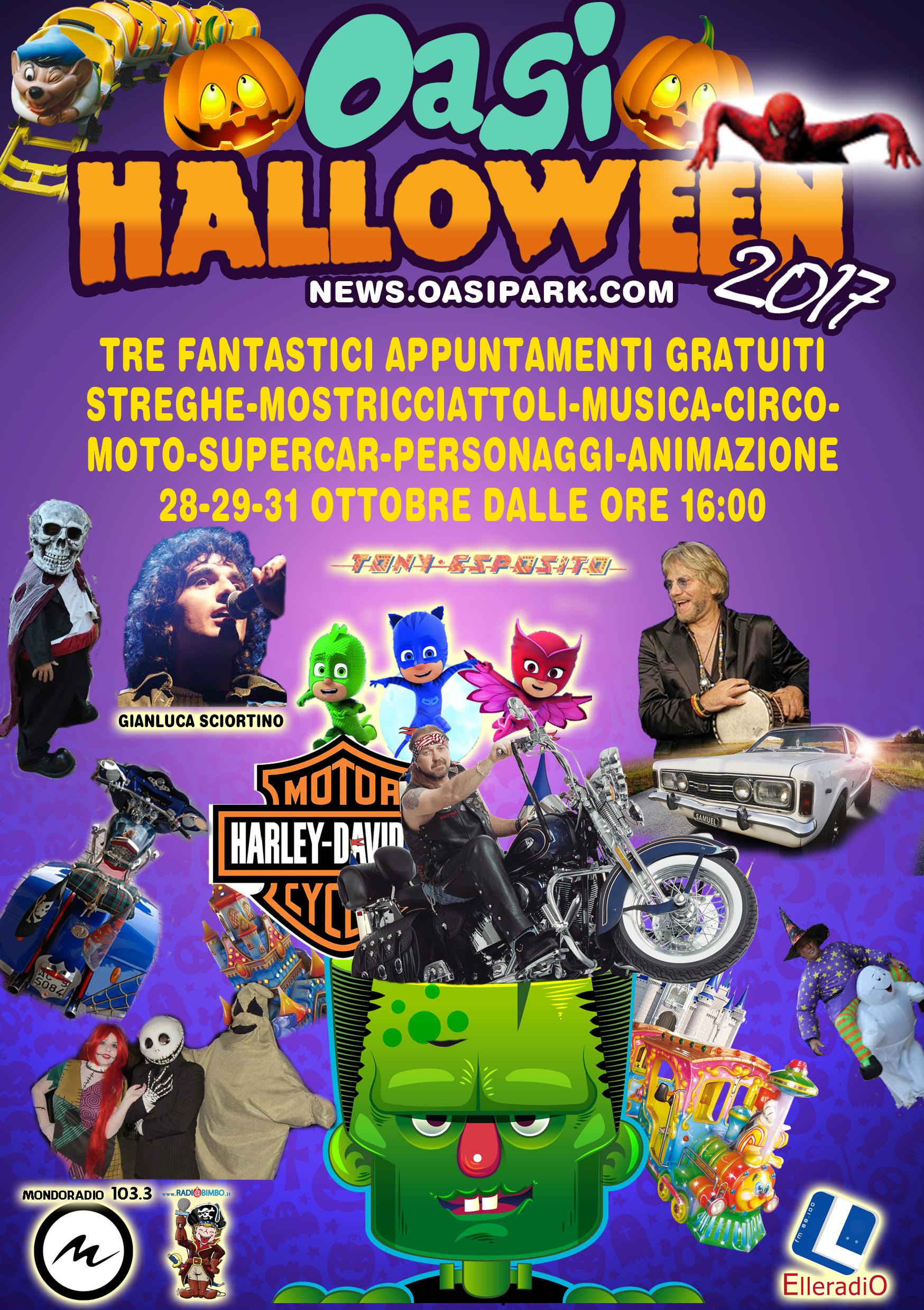 Festa Halloween Roma