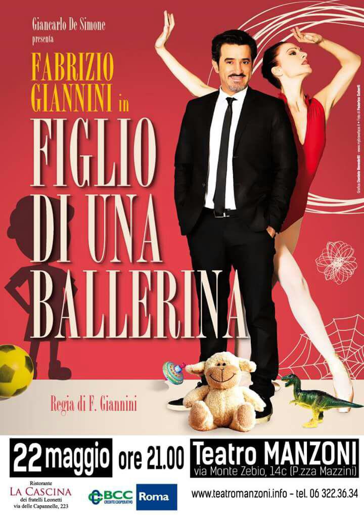 Fabrizio Giannini In Figlio Di Una Ballerina