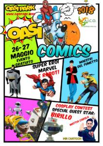 oasi comics 2018