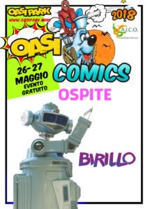 oasi comics Birillo
