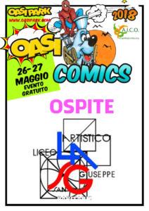 oasi comics OspitiSan-Giuseppe