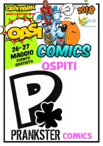 oasi comics Prankster