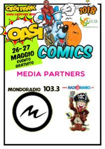 oasi comics Radio