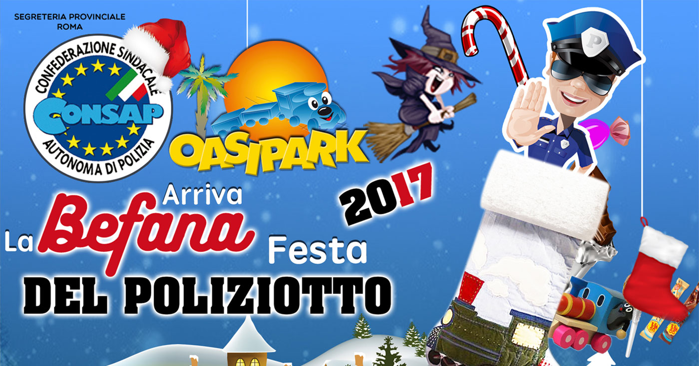 Post Approvatobefana 2017